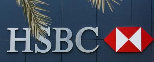 image fuite de documents bancaires HSBC