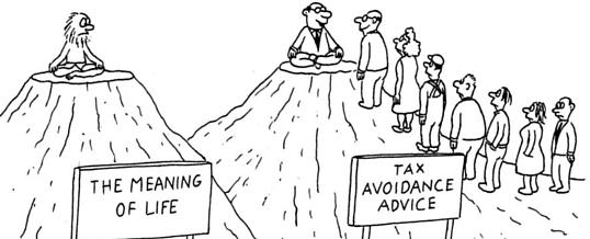 image Évasion fiscale contre évitement fiscal