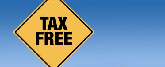 image Tax-free
