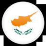 image drapeau cercle Chypre