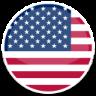 image flag circle usa